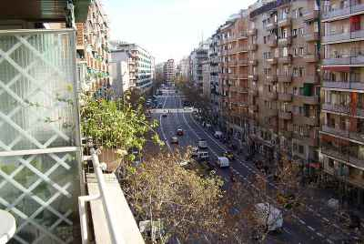 4 bedroom apartment with terrace in Barcelona